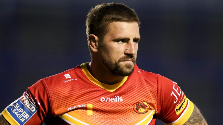 Michael McIlorum will miss Catalans Dragons' play-off semi-final against St Helens after being handed a six-match ban