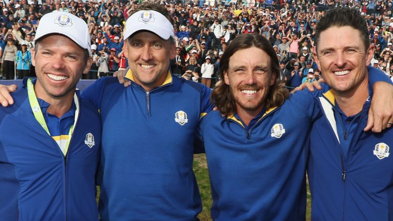 Paul Casey, Ian Poulter, Tommy Fleetwood and Justin Rose are all set to feature at the Saudi International in 2021