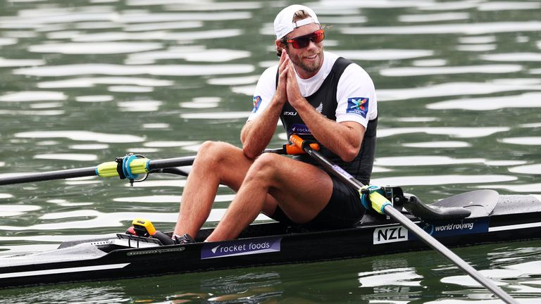 Manson became a hugely popular figure in both rowing and Olympic sport in general through his achievements on the water and sharing his story of being a gay athlete
