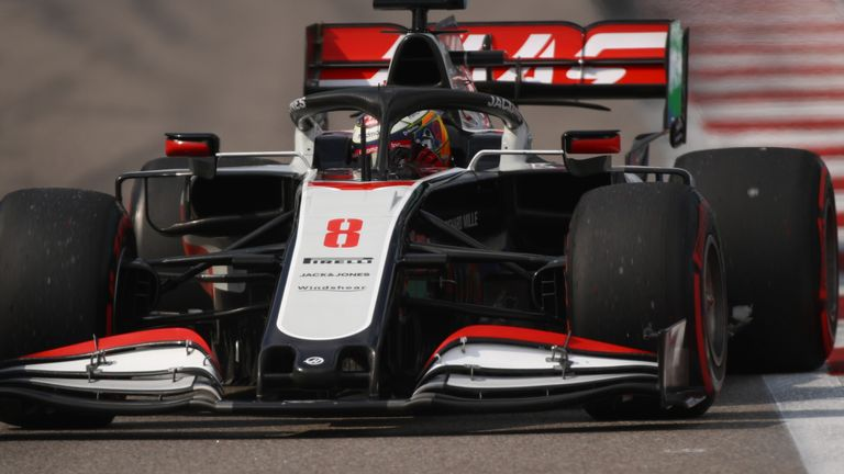 F1 cars have run with the Halo device since the 2018 season as a measure to help reduce head injuries.