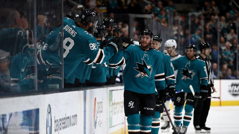 The NHL's San Jose Sharks have previously said they would be prepared to find alternative venue arrangements