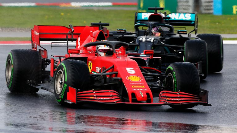 Work is already underway in F1 to look at the use of biofuels through this decade