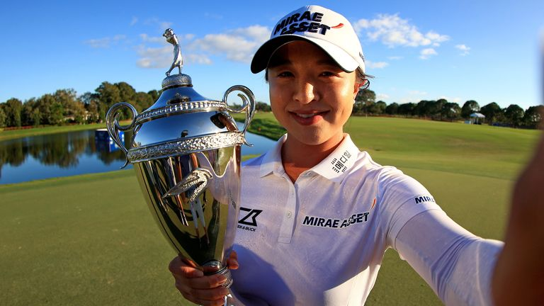 Sei Young Kim has won in back-to-back starts