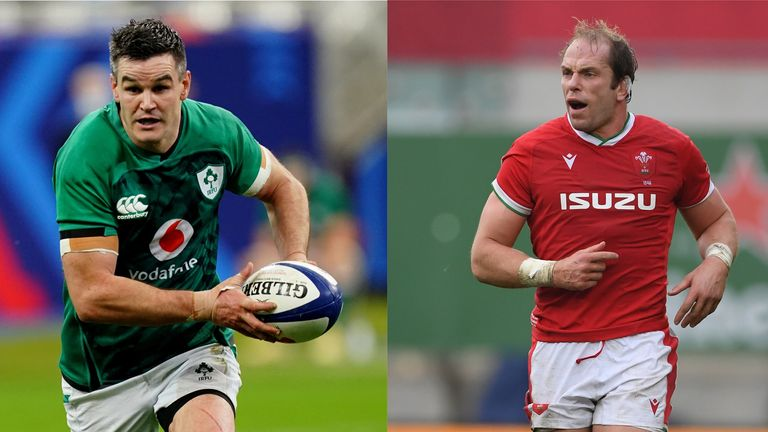 Will Johnny Sexton's Ireland or Alun Wyn Jones' Wales come out on top in Dublin on Friday?