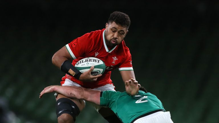 Taulupe Faletau's return is a boost for Wales