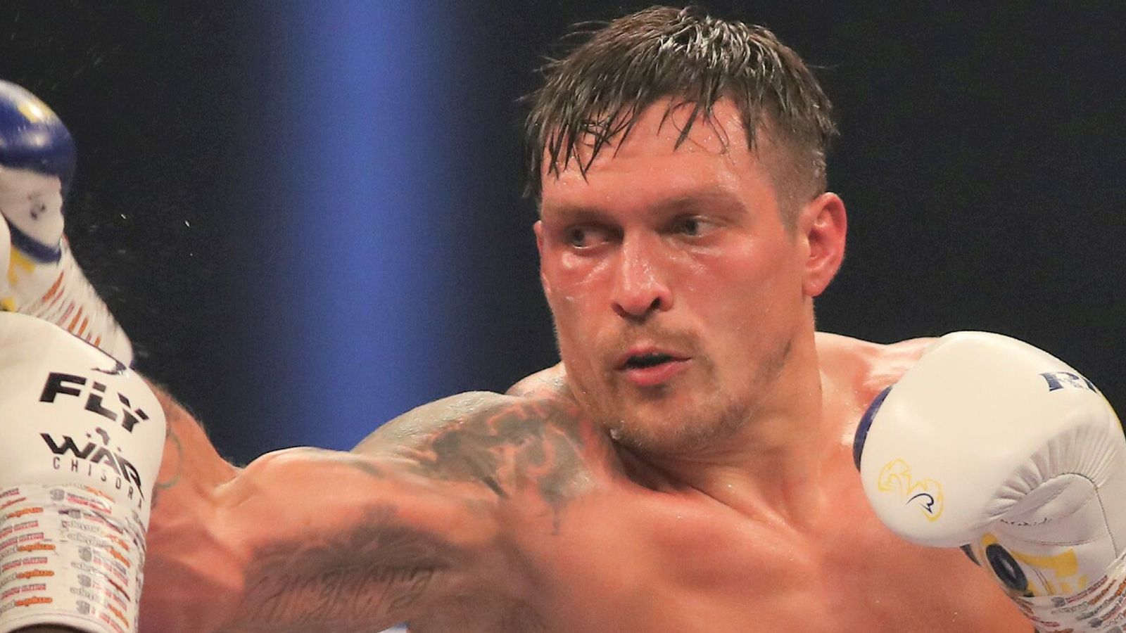 Oleksandr Usyk could fight Joseph Parker for vacant WBO belt, says New Zealander's manager