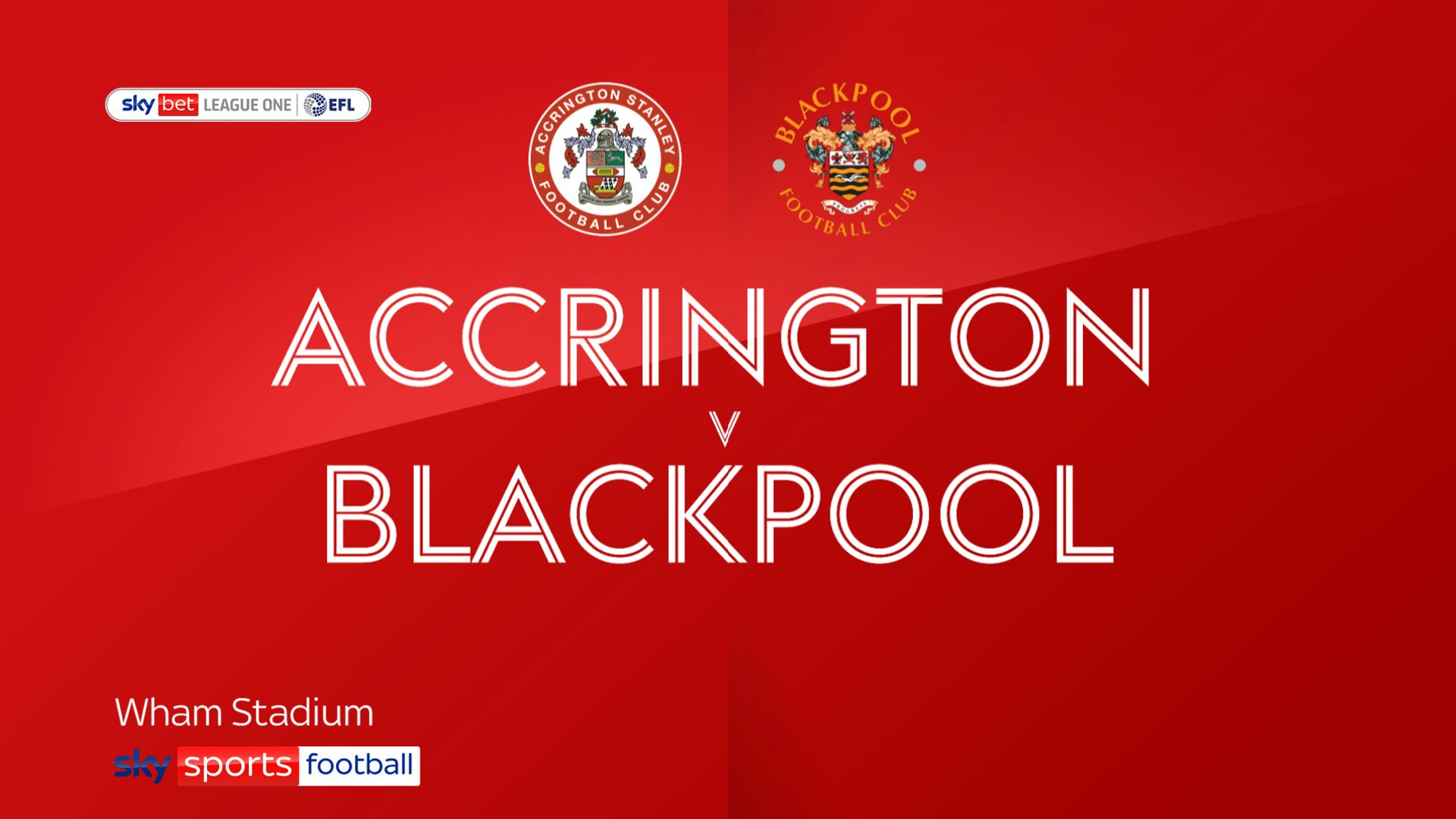 Accrington and Blackpool share spoils in stalemate