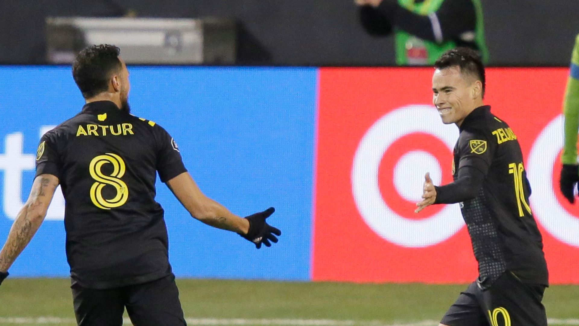 Colombus Crew secure second MLS title