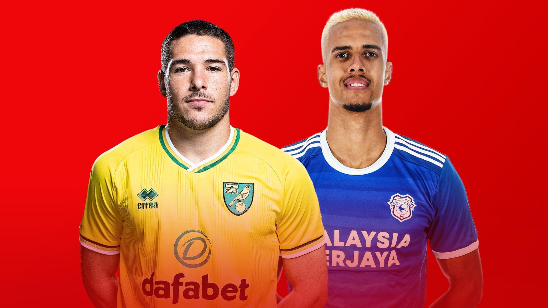 Live on Sky: Norwich vs Cardiff