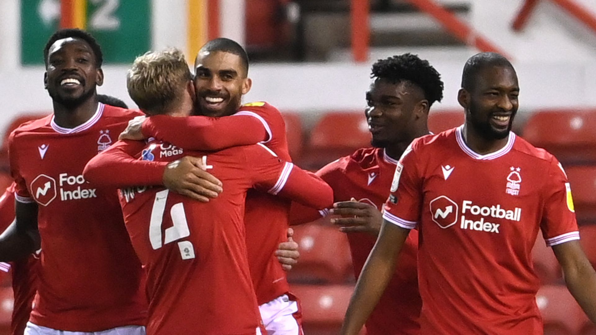 Forest back to winning ways against sorry Sheff Wed
