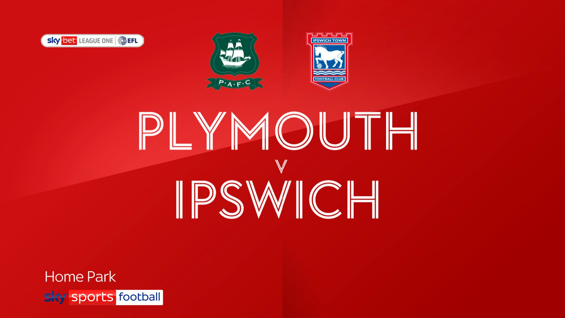 Ipswich make extra man count at Plymouth