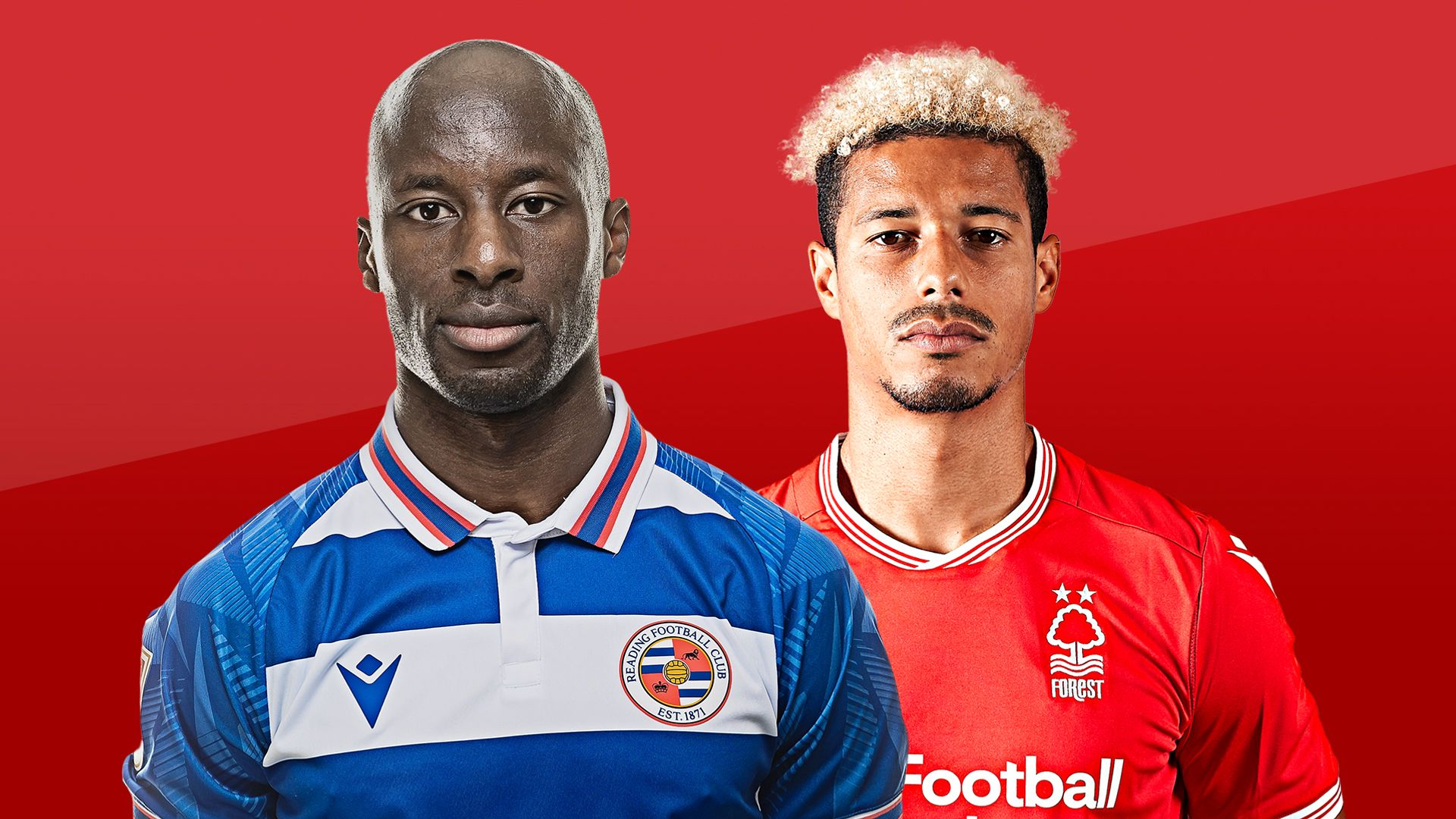 Live on Sky: Reading vs N Forest
