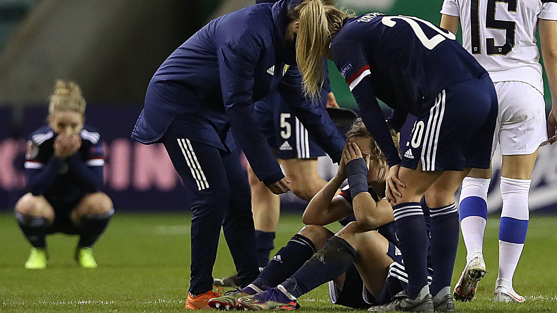Women's Euro Qualifiers: Scotland woe, NI joy