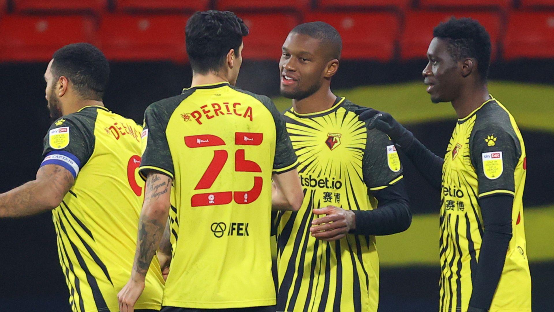 Ch'ship: Watford, Stoke, Huddersfield lead LIVE!