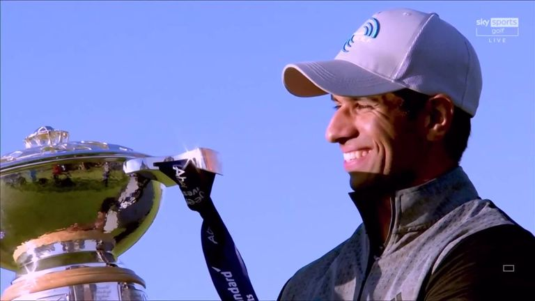 With the Race to Dubai schedule completed for another year, we take a look back at every winner from the European Tour's 2020 season