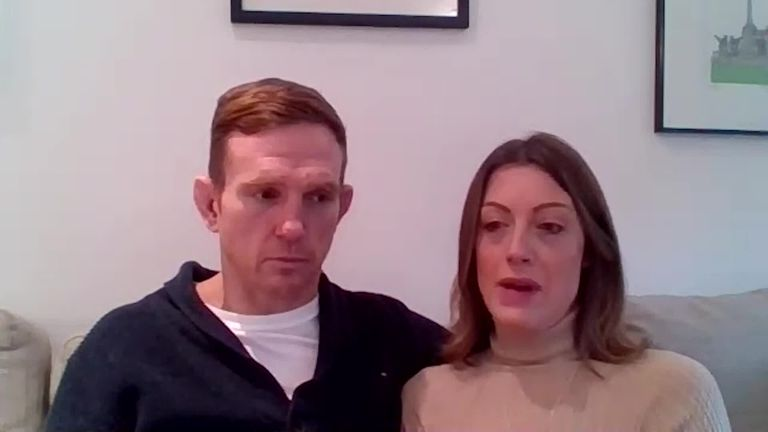 Former Wales forward Alix Popham and his wife Mel describe the impact early onset dementia has had on their lives, following his recent diagnosis
