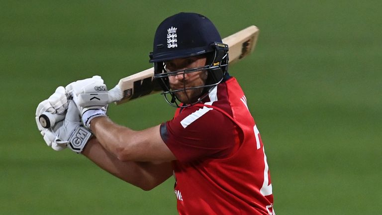 Malan finished unbeaten on 99 as England thumped South Africa to complete a clean sweep