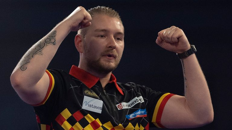 Dimitri Van den Bergh could be facing into an important year