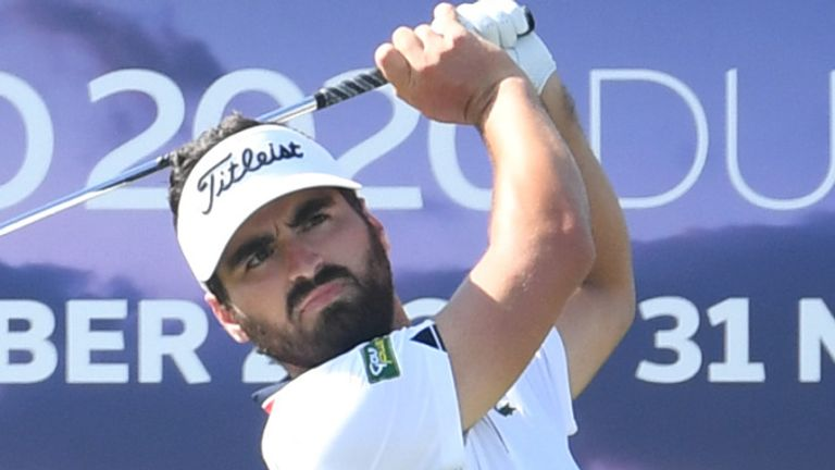 A look back at the best of the action from Antoine Rozner's winning round at the European Tour's Golf in Dubai Championship.
