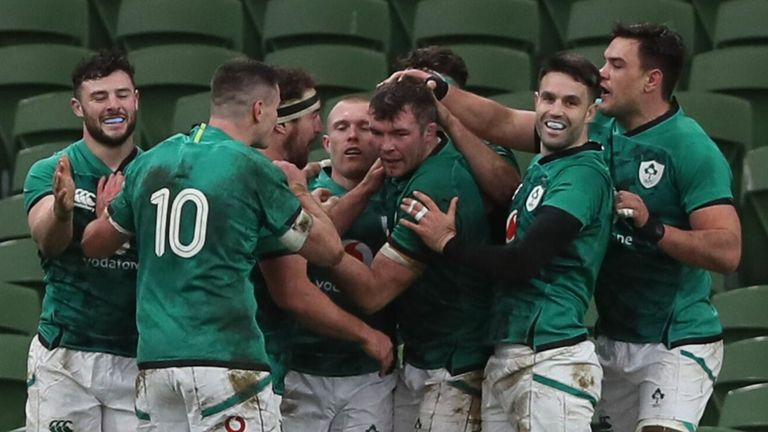 Ireland finished an inconsistent 2020 on a high following victory over Scotland