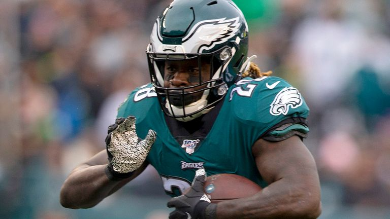 Super Bowl winning running back with the Philadelphia Eagles, Jay Ajayi tells NFL Overtime that he is training hard after injury as he looks to make a return to the NFL.