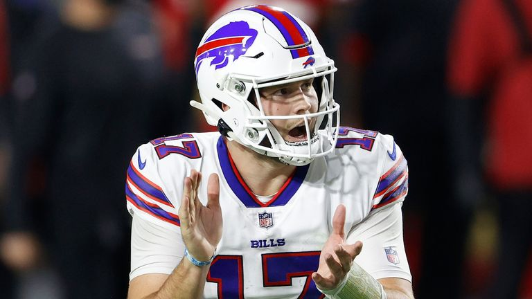 Are the Buffalo Bills currently playing the best football in the NFL?  |  NFL News