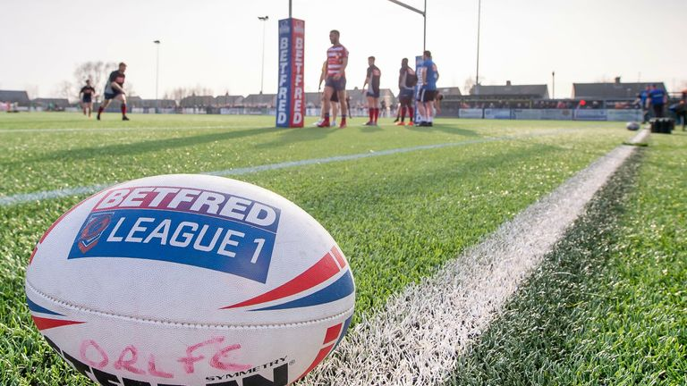 Newcastle Thunder were in a group of five teams under consideration by the RFL to join the Championship in 2021