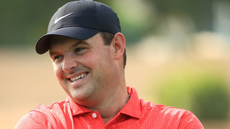 Patrick Reed leads the Race to Dubai ahead of the final event of the season