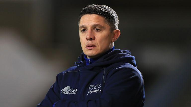 L'ancien international de rugby Paul Deacon se fait désormais un nom en tant qu'entraîneur d'un syndicat de rugby