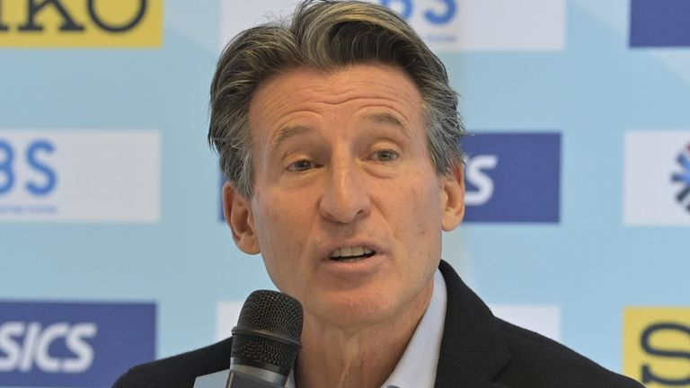 World Athletics president Lord Coe says athletes should be allowed to take the knee during Olympic medal ceremonies