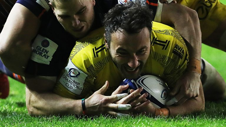 La Rochelle have been in impressive form in the Top 14 this season, sitting second in the table
