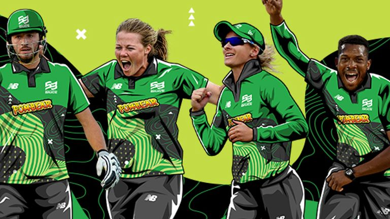 Southern Brave have retained the likes of James Vince, Anya Shrubsole, Danni Wyatt and Jofra Archer
