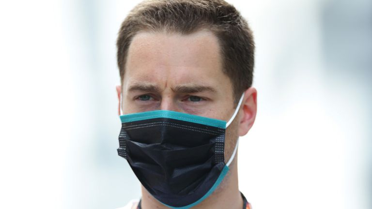 Stoffel Vandoorne, who races for Mercedes in Formula E and is their F1 reserve driver, was already due to fly to Bahrain to be with the team