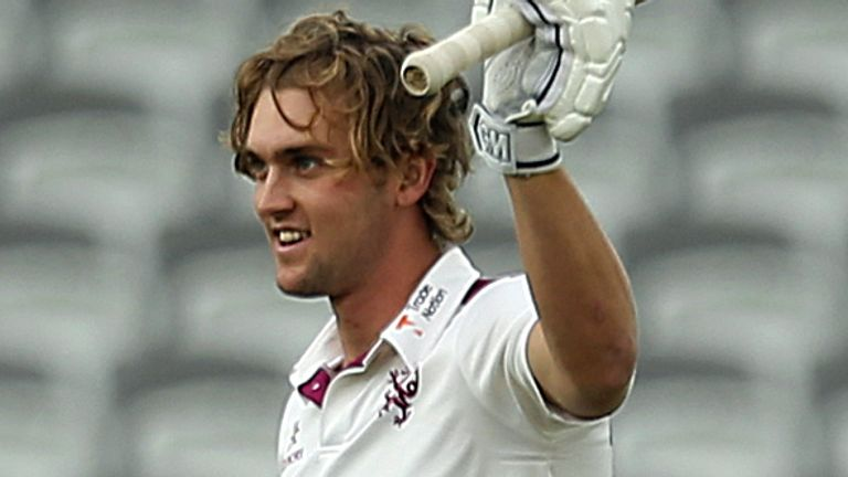 Young batsman Tom Lammonby could be crucial as Somerset once again go in search of a maiden County Championship title