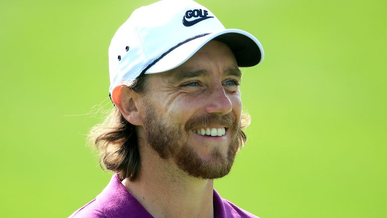 Can Tommy Fleetwood win the Race to Dubai for a second time?