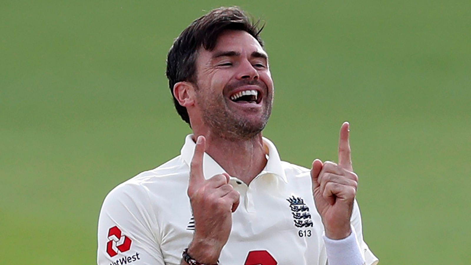 James Anderson replaces rested Stuart Broad for England's second Test against Sri Lanka