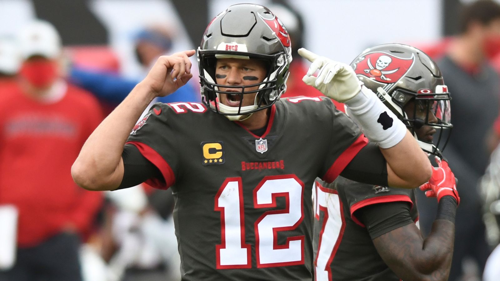 Tom Brady's Tampa Bay Buccaneers are streaking at the right time   NFL News    Sky Sports