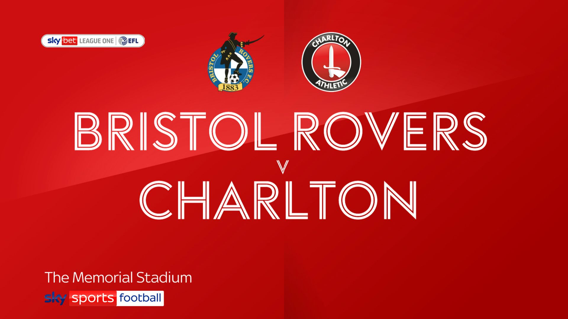 Bristol Rovers sunk by 10-man Charlton