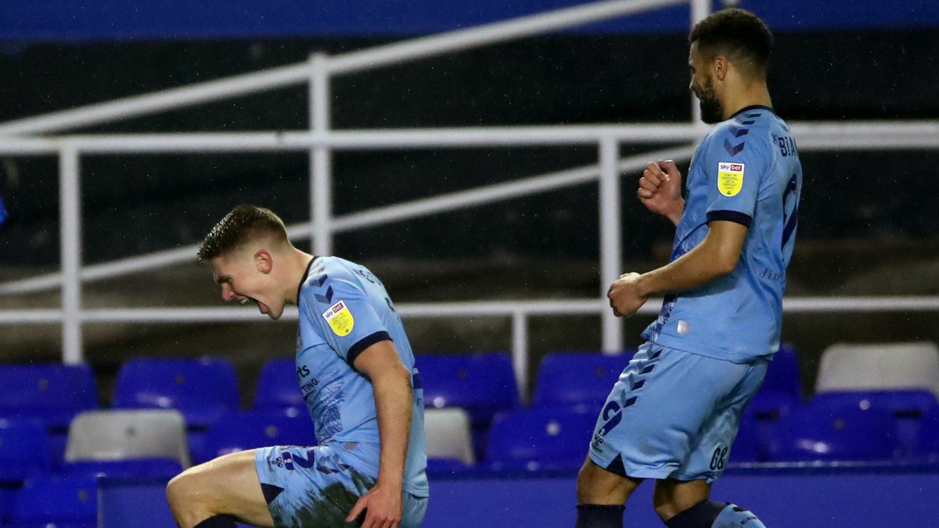 Coventry see off Sheffield Wednesday