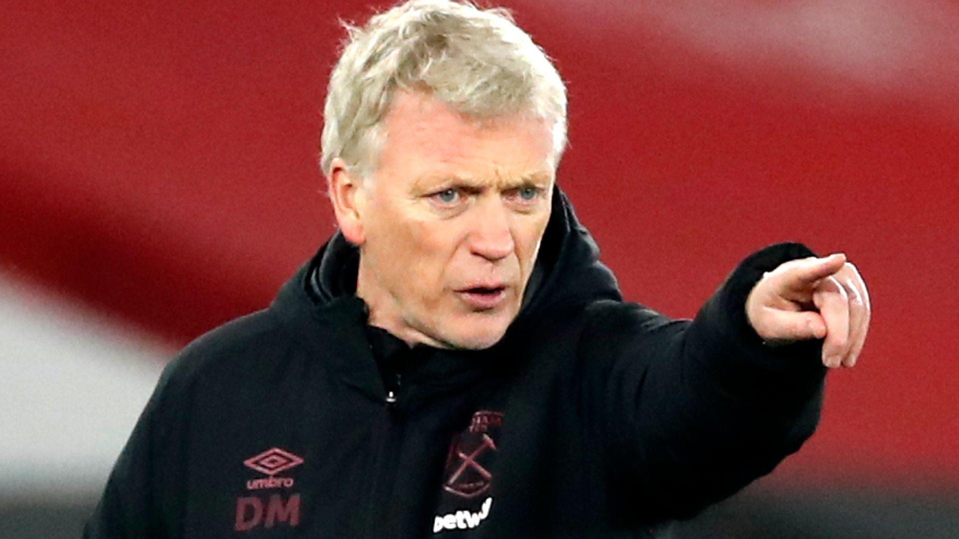 Moyes: Treat players the same as Government rule-breakers