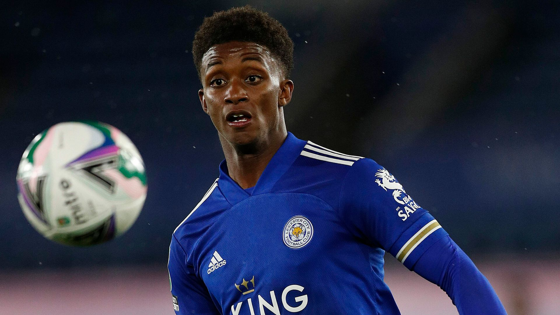 Palace keen on Leicester winger Gray