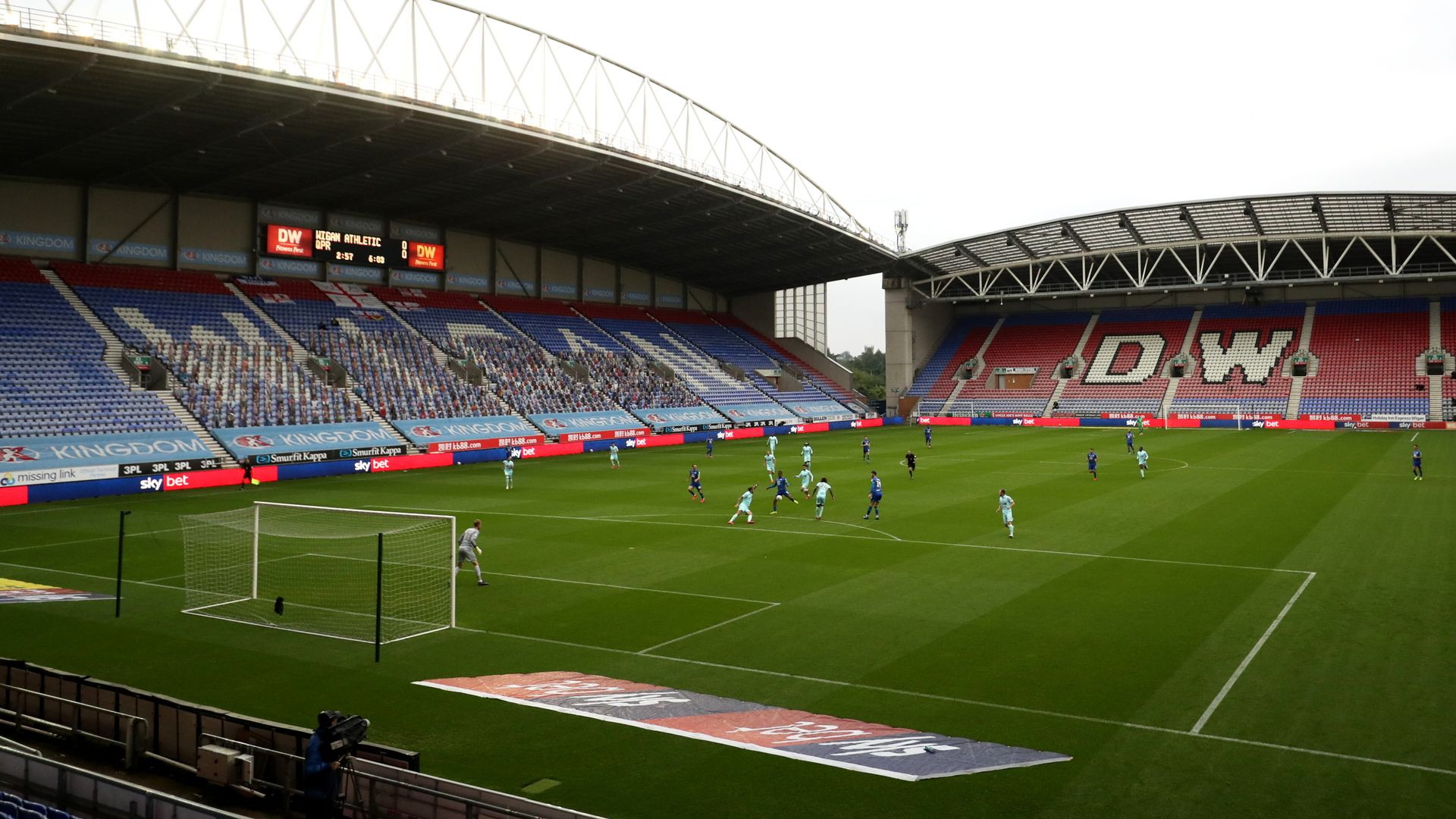 Wigan takeover collapses
