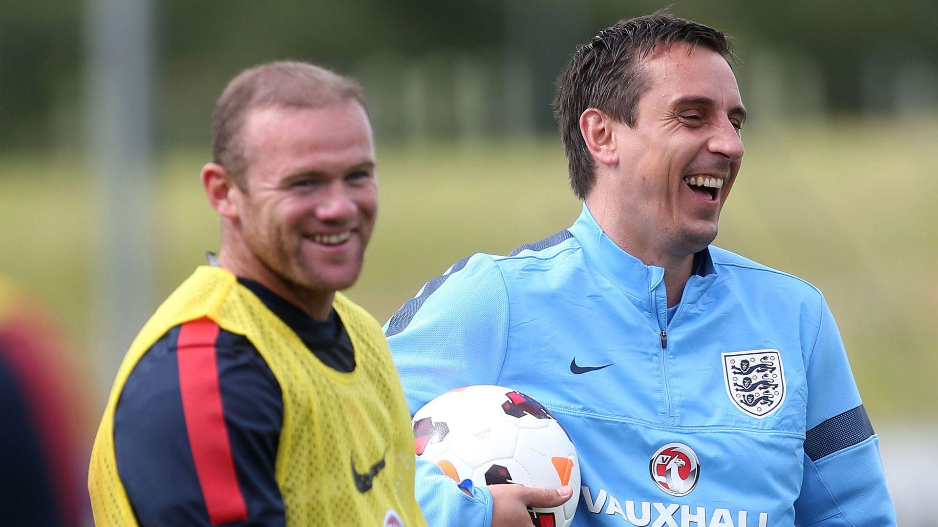 Neville tells Rooney: Manage like Simeone