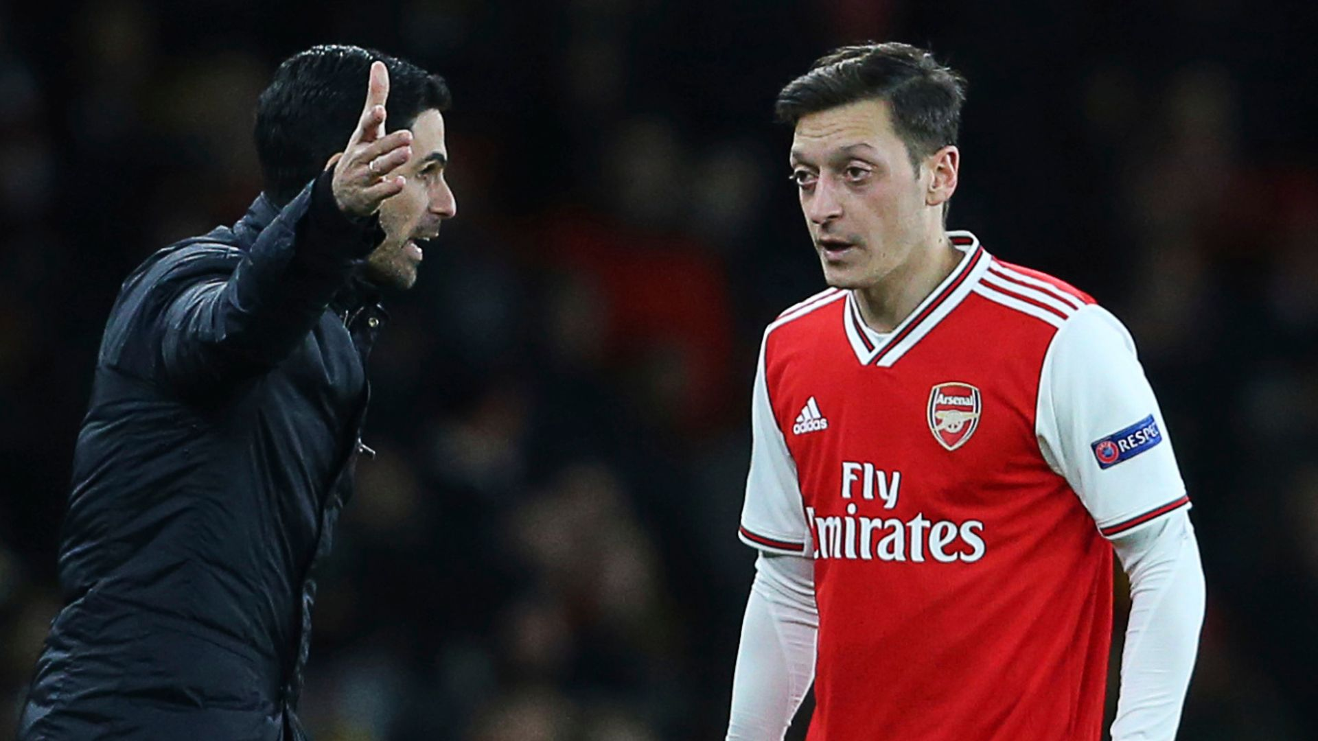 Arteta: Ozil's quality will be missed at Arsenal