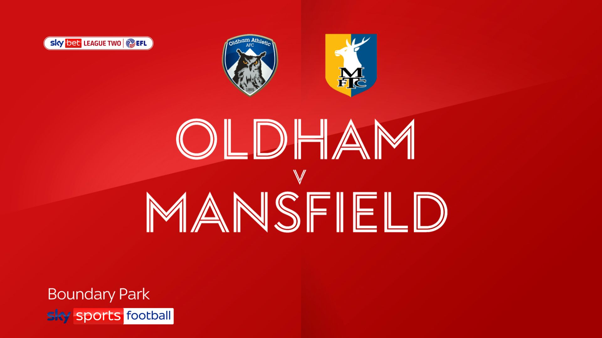 Mansfield hit back to beat Oldham