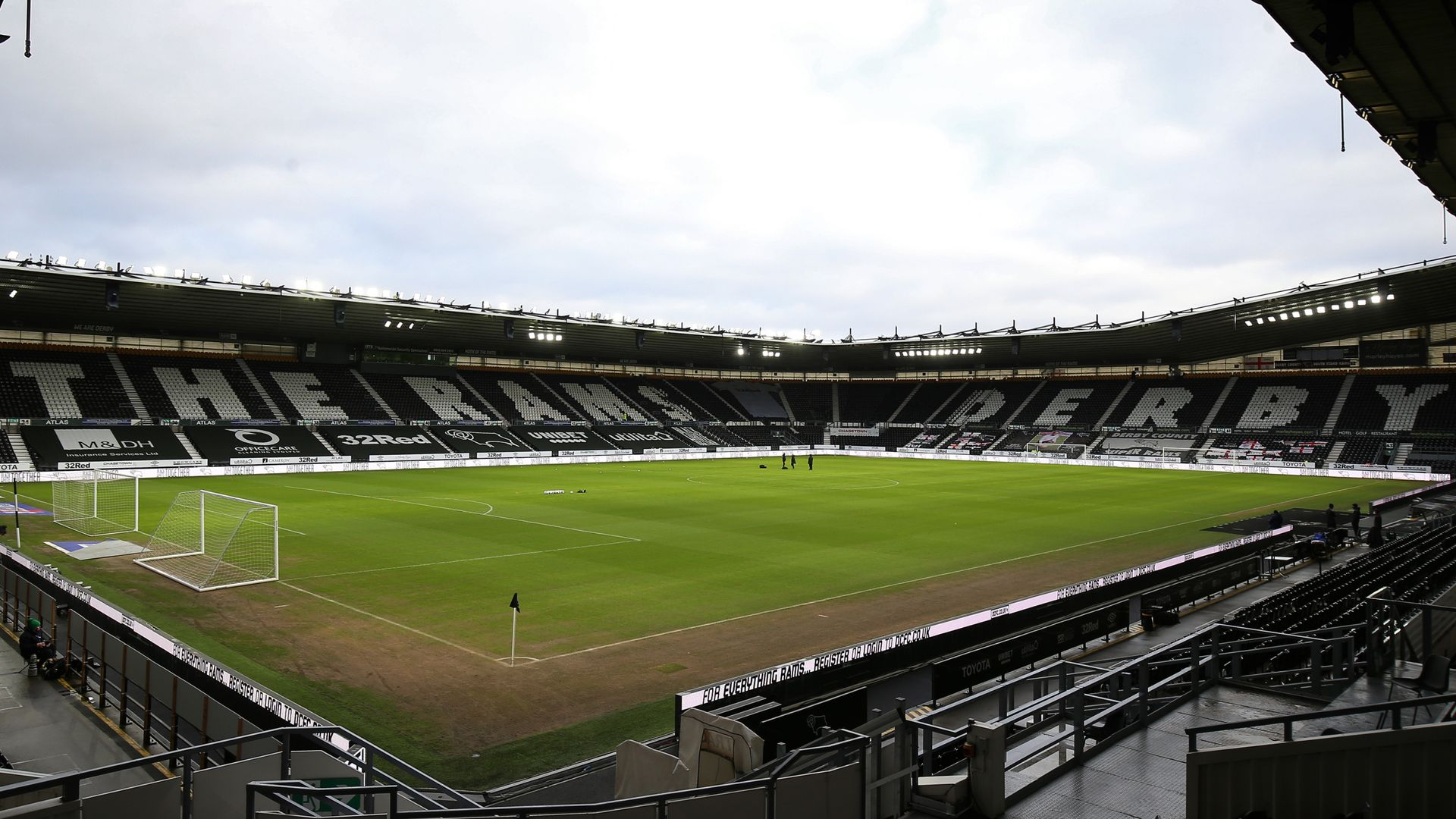 Derby players receive December wages