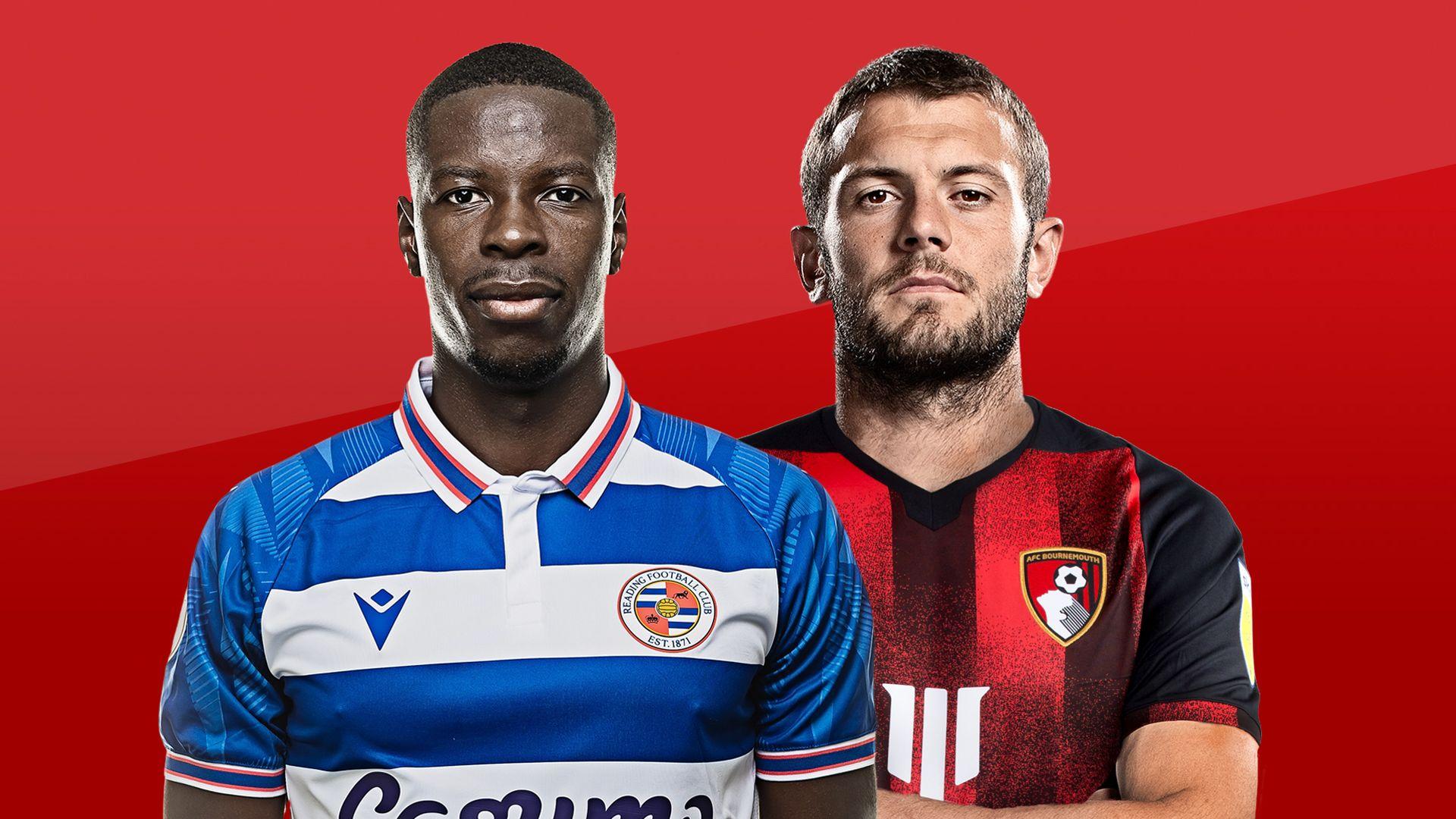 Live on Sky: Reading vs Bournemouth
