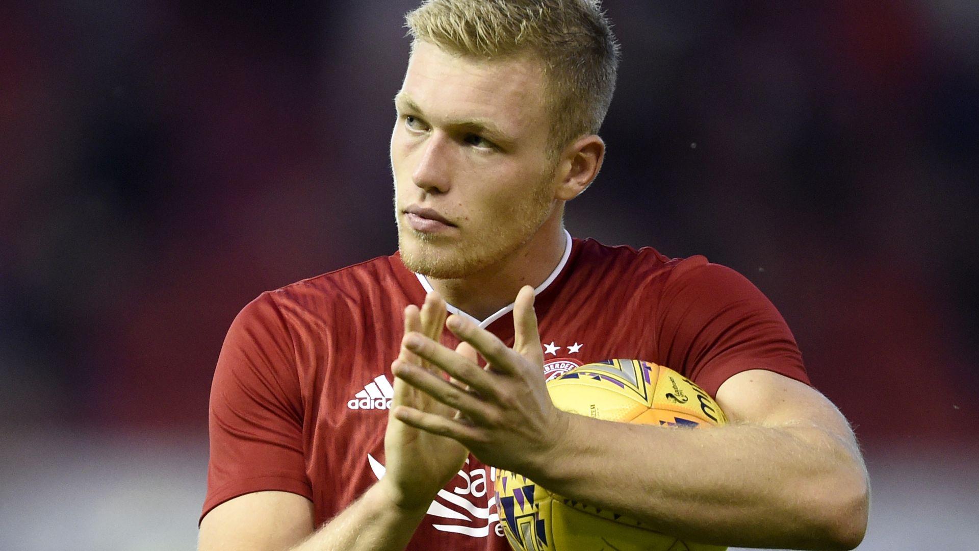 Birmingham sign Cosgrove from Aberdeen