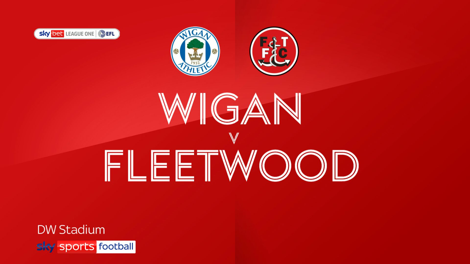 Wigan, Fleetwood play out goalless draw