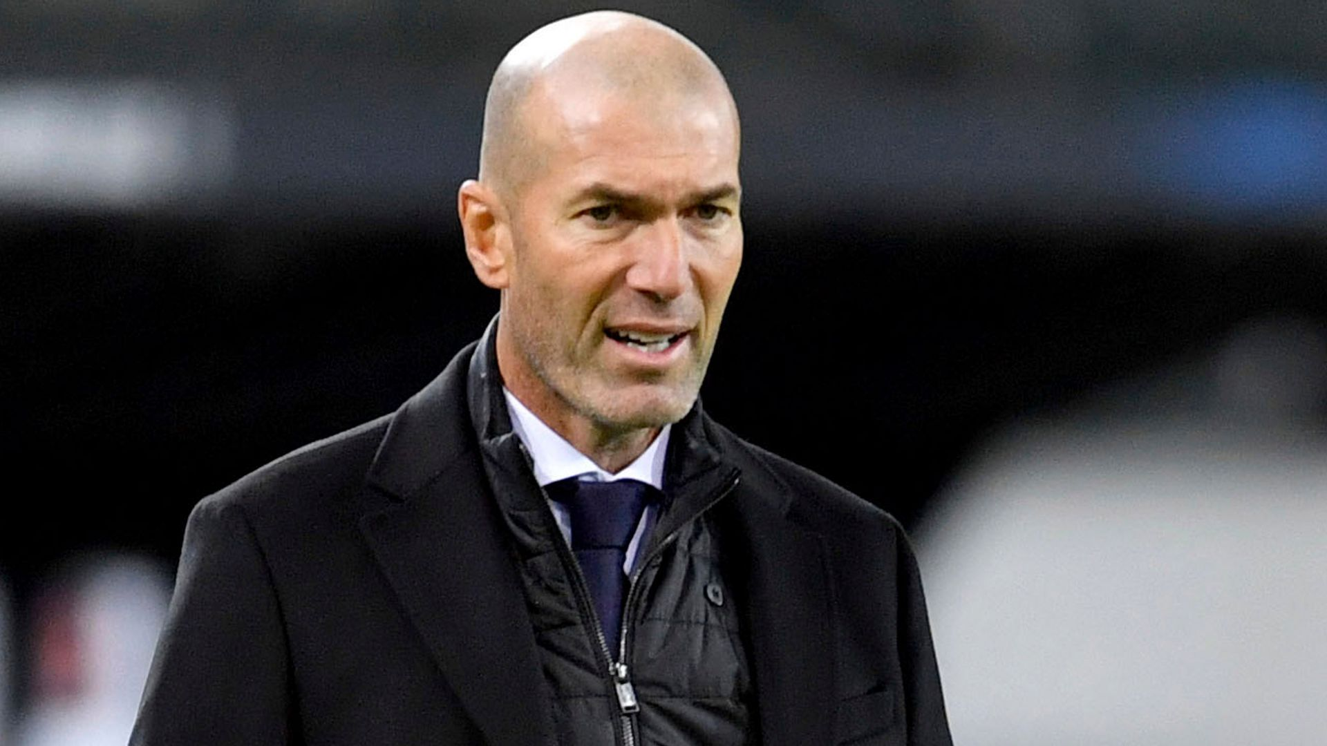 Zidane tests positive for coronavirus - sky sports